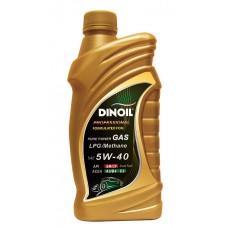 DINOIL PROFESSIONAL SAE 5W/40 GAS LPG METHANE
